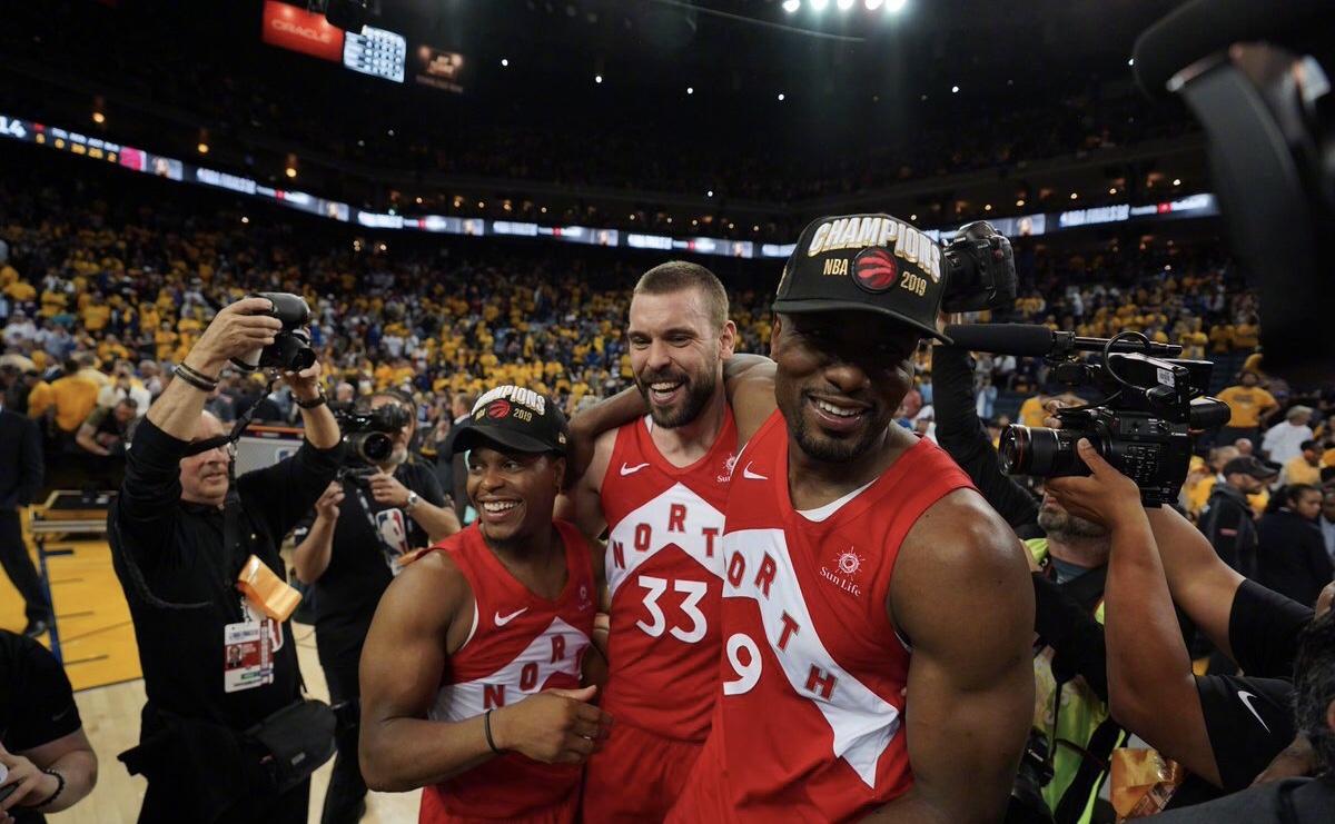 猛龙无意在新赛季开始前交易洛瑞、伊巴卡和小加索尔 NBA新闻