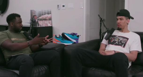 丹尼-格林:库兹马建了聊天群,勒布朗会谈论发生了什么 NBA新闻