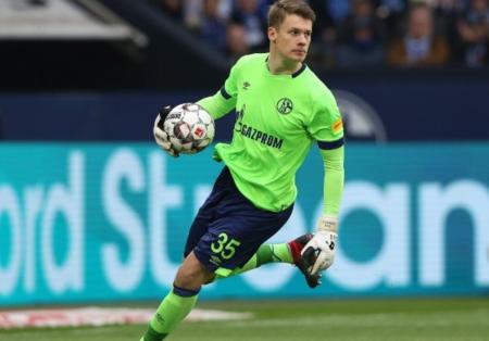 德国门将教练:努贝尔非常强,但目前不考虑招进国家队