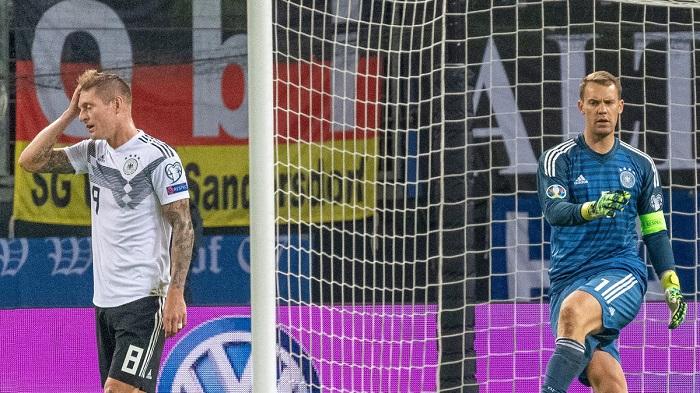 踢球者:克罗斯有意成为德国国家队队长