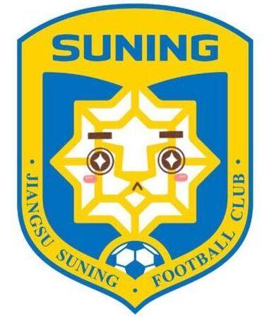 于1月6日评             苏宁发布球队新队徽:蓝图片