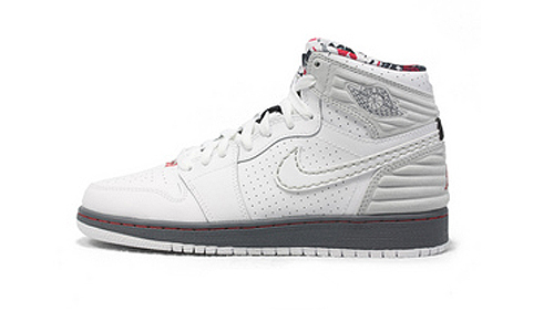 Nike Air Jordan 1 Retro 93 (GS) 兔八哥 580515-107