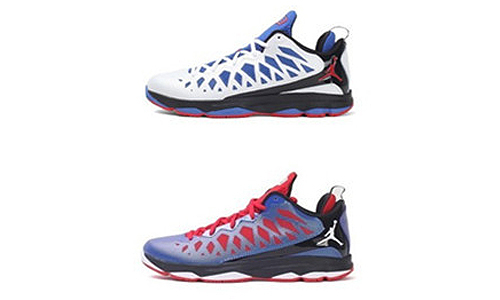 NIKE JORDAN CP3.VI X保罗6代篮球鞋