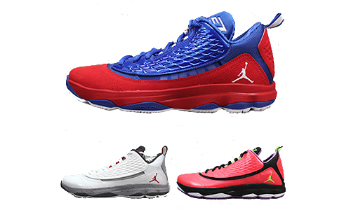 JORDAN CP3.VI AE X 保罗 季后赛专属PE篮球鞋587550-607 101现货