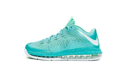 RT运动 NIKE AIR MAX LEBRON X LOW 詹姆斯篮球鞋 579765-300