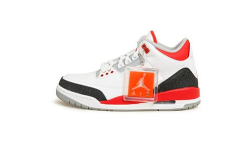 Air Jordan 3 Fire Red 136064-120
