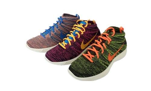 Nike Lunarflyknit Chukka跑步鞋554969-080 085 443