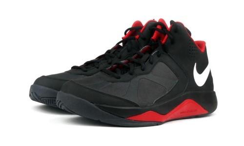 独家有货 耐克Nike DUAL FUSION BB 外场篮球鞋 536847-002