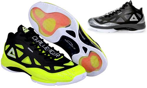 匹克篮球鞋 挑战者3代 男正品透气耐磨梯度减震战靴运动鞋E42271A