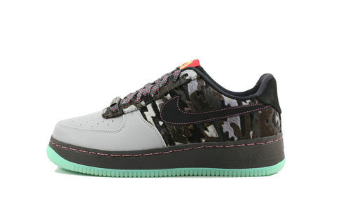 AIR FORCE 1 PREMIUM QS 马毛3M反光AF1夜光 647592-001