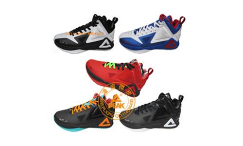 E34323A 皇冠/实体店正品PEAK匹克帕克一代TP9签名篮球鞋