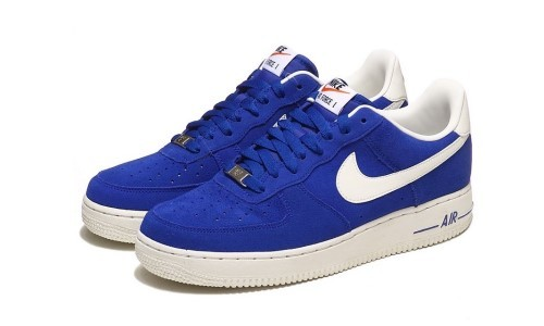 专柜正品NIKE Air Force 1 鹿皮AF1男子板鞋 488298-414