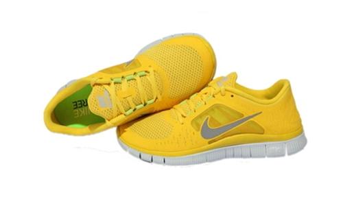 专柜正品 Nike Free Run+ 3赤足5.0跑步鞋510642-002/600/300/706