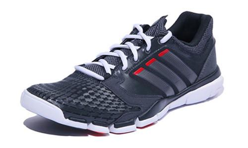 【G61708 g63459 q20505】男款adipure综合训练鞋超轻慢跑 霍华德