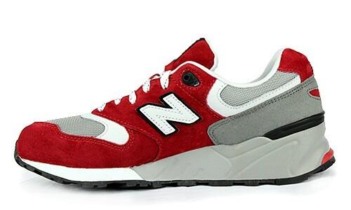美国直邮 新百伦 NEW BALANCE 999 男子复古跑鞋 ML999SBG