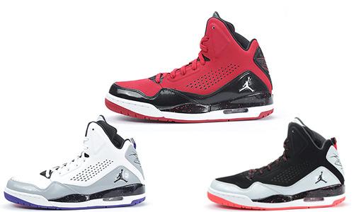 美国直邮 乔丹 Jordan SC-3 男子篮球鞋 629877-005/153/601