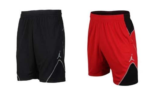 专柜正品 JORDAN S. FLIGHT 速干透气篮球短裤 551567-010-695