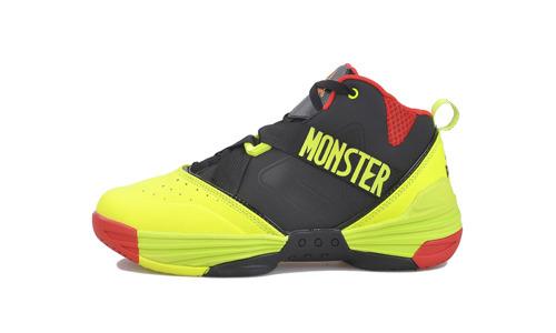 匹克专业篮球鞋男正品折扣猛兽战靴秋季新款透气运动鞋E43071A
