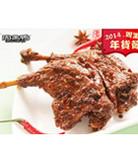 周黑鸭 鸭腿110g*3袋 肉多又入味 超好吃
