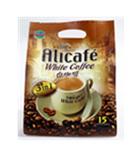 马来西亚原装进口 啡特力3合1速溶白咖啡600g
