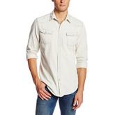牛仔风范!Calvin Klein Jeans 男士长袖衬衫