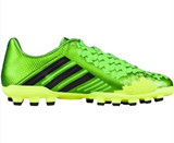 adidas 阿迪达斯 足球 男子 猎鹰足球鞋 镭射绿 Q23885