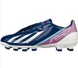 阿迪达斯 足球 男子 F50足球鞋 深蓝