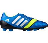 阿迪达斯 男子 nitrocharge 足球鞋 完美蓝