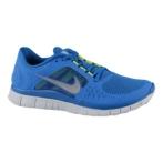 Nike Free Run+ 3 飞翔蓝/反光银/纯铂色