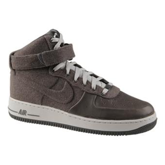 Nike Air Force 1 High VT PRM 深雾黑/深雾黑/浅灰色