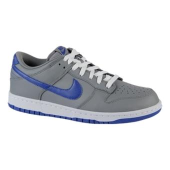 Nike Dunk Low 冷灰/宝蓝