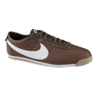 "Nike Cortez Classic OG Textile ""阿甘鞋"" 巴洛克褐/白/卡其/中橡胶褐"