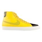 Nike Blazer Mid 校园粟黄/黑