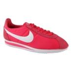 "Nike Classic Cortez Nylon ""阿甘鞋"" 警报红/白"