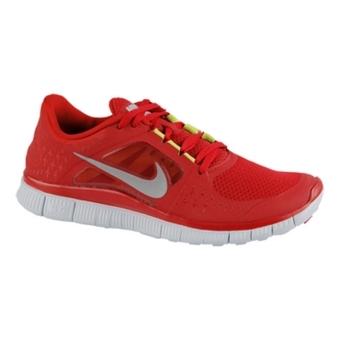 Nike Free Run+ 3 体育红/反光银/纯铂色