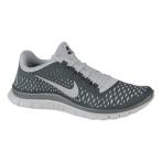 Nike Free 3.0 V4 煤黑/反光银/狼灰