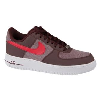 Nike Air Force 1 红褐色/火猩红/白