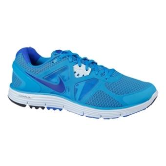 Nike Lunarglide+ 3 海神蓝/亮蓝/苍蓝/电黄