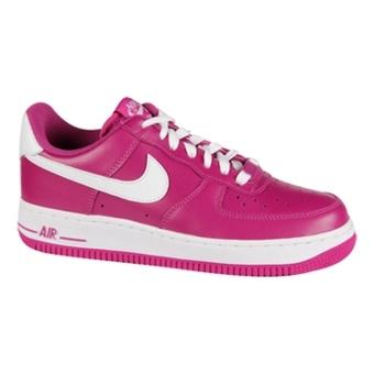 Nike Air Force 1 亮紫红/白(女子)