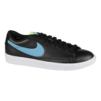 Nike Blazer Low 黑/活力蓝/电黄/红树莓色