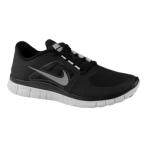 Nike Free Run+ 3 黑/反光银/纯铂色
