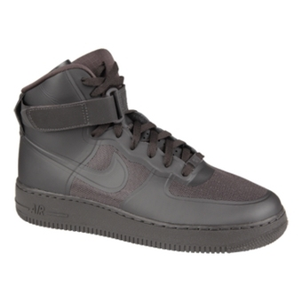 Nike Air Force 1 HI Hyperfuse PRM 深雾黑