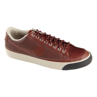 Nike Blazer Low 牛津棕