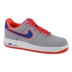 Nike Air Force 1 白/荷兰橙色