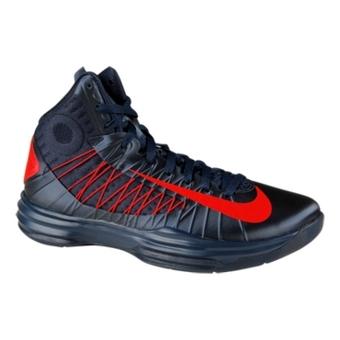 Nike Lunar Hyperdunk 2012 X 蓝黑/宇宙红