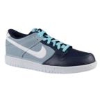 Nike Dunk Low蓝灰/白/深紫蓝