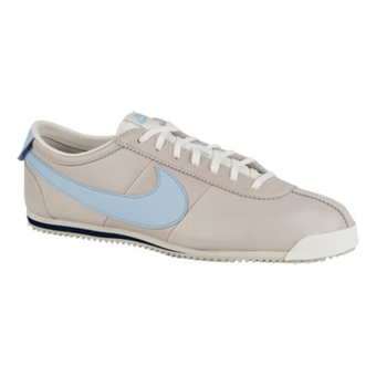"Nike Cortez Classic OG Leather ""阿甘鞋"" 帆白/冰蓝/桦树色/蓝黑"