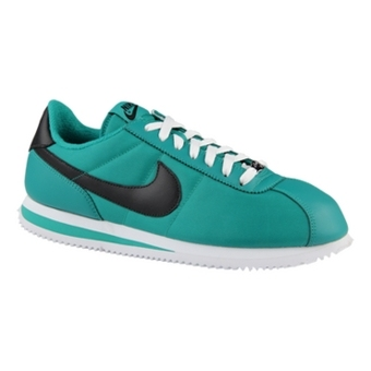 "Nike Cortez Basic Nylon ""阿甘鞋"" 青色/白/黑"