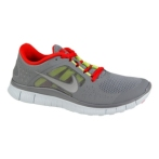 Nike Free Run+ 3 冷灰/反光银/纯铂色/宇宙红
