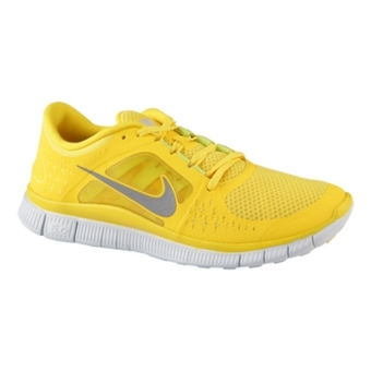 Nike Free Run+ 3 金属黄/反光银/纯铂色